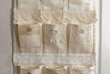 Vintage Linens DIY