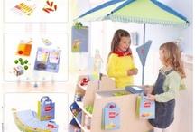 Alissa's Pretend playroom