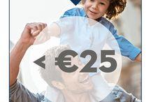 #LuckyDad - cadeaus < €25