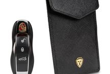 Rfid stop car key pouch