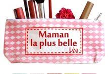 Fête des mères ! / Des cadeaux originaux, made in france et personnalisables pour la fête des mères avec Les Griottes.