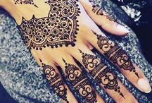 Henna ideaa