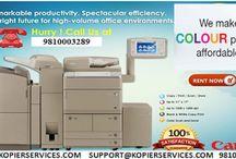 photocopier machines on rent in delhi, noida & gurgaon