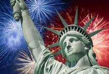 USA/ Fourth of July / by Joslyn Kunold