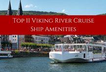 2017 Viking Longships / A fresh look at Viking River Cruises fleet of Viking Longships
