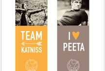 our hunger games party...