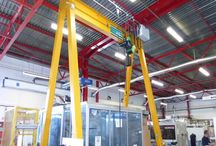Ellsen small gantry crane with high quality and low price for sale