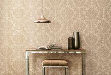 Ornement / Des revêtement muraux avec des décors ornementaux
