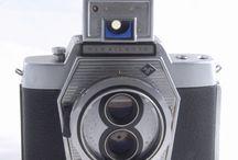 Agfa, Kleinbild-Spiegelreflex /  Agfa Flexilette, Agfa Selectronic