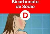 uso do bicarbonato