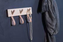 Winter hout knutsels / De winter komt er weer aan. En dan is het weer tijd om je huis gezellig te maken.