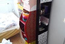 cardboard meuble