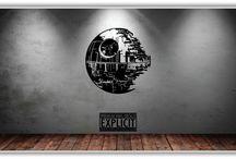 Wall stickers Star Wars