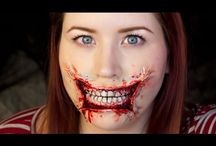Special effects and Halloween make up