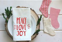 Christmas Items from Pink Slip Inspiration / Christmas Decorations and holiday decor from our Etsy shop Pink Slip Inspiration. All items may be purchased at www.etsy.com/shop/pinkslipinspiration