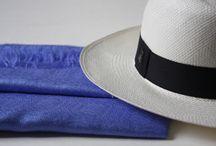 Panama Bolero-Paris / Bolero. Chapeaux de Panama. Faits main. Fibres naturelles. Origine Equateur.