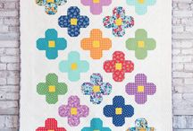 Blooming lovely bloom quilt.