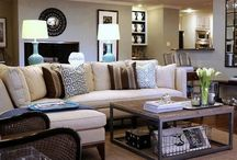 Living Room Ideas / by Elise Cona
