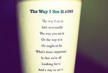 Words of Wisdom / by Mandy Ann