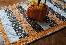 Thanksgiving Quilts & Crafts
