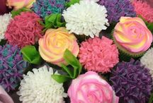 Bouquet/cupcake/cookie