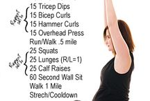 prego workouts and healthy meal ideas