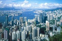 Hong Kong / I lived with my family in Hong Kong for five years.  Such a magical place.