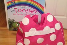 Tootles the Turtle Tells the Truth / An interactive tale about secrets.  / by Robbi Roxann