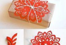 Geschenke (verpacken)