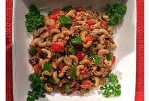 Healthy Comfort Meals / Healthy updates to favorite recipes. / by MU Family Nutrition Education Programs