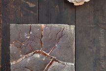 Planeettojen ja kuiden pinnat