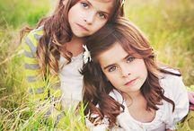 Children poses