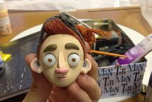 Puppets & stop motion