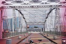 Biking in Nashville