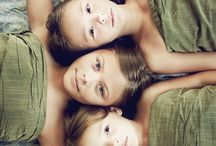 Triplet Shoot / by Angie Seaman