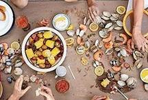 End of Summer Shrimp Boil