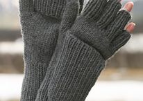 gorros,guantes y cuellos