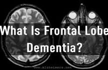 frontal lobe dementia