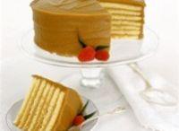 Recipes: Desserts! / by Jamie White Wyatt