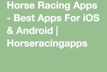 Horse Racing Apps / A list of some of the best horse racing apps for stats and results available for Android, iOS and mobile devices.