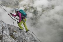 LOWA Alpine / Bestens geeignet für Expeditionen bis über 8000m, extreme Hochtouren in kombiniertem Gelände, anspruchsvolle Westalpentouren bis hin zu Klettersteigen. Für Steigeisen mit modernen Bindungssystemen geeignet.