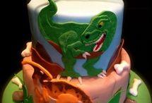 Birthday Party / Dinosaur