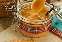 Reçel,marmelat ve komposto tarifleri