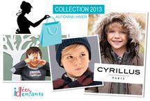 Vêtements enfants garçon / Chaque marque de vêtements à son propre style ! Définissez celui qui conviendra le mieux à votre enfant en fonction de vos goûts et de vos envies.