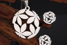 Hollow Flowers stainless steel