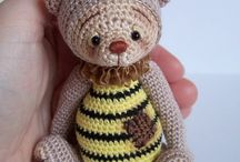 Crochet : teddy bear