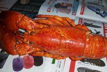 Garlic Lobster / My take on it