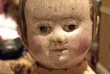 Mera gamla dockor....