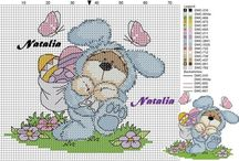 Easter, Bunny, Spring