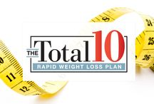 DR OZ TOTAL 10 RAPID WEIGHT LOSS / by Pamela Scott